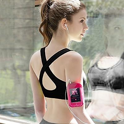 Womens Sports Yoga Bras Compression Running Gym Fitness Activewear Bra
