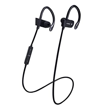 scastoe auriculares Bluetooth, Inalámbrico auriculares deportivos ...