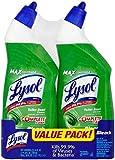 LYSOL Complete Toilet Bowl Cleaner w/ Bleach-24 oz, 2 pk