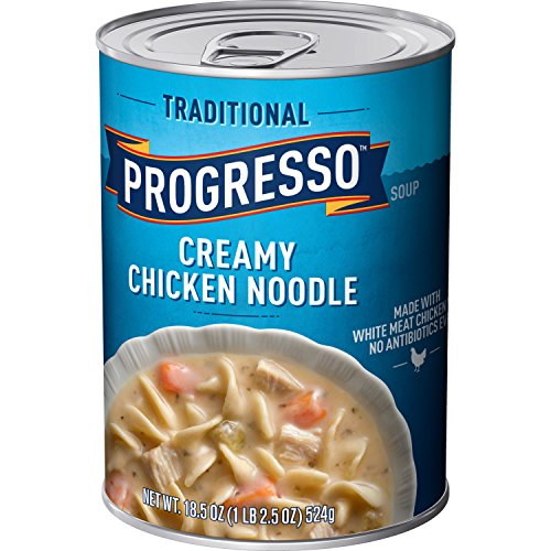 Progresso Traditional Creamy Chicken Noodle Soup (Pack Of 12)