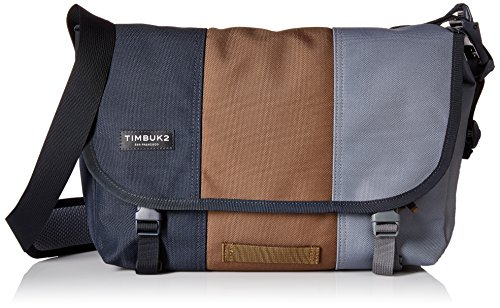 Timbuk2 Classic Tres Colores Messenger Bag, Bluebird, Small Color And Carry Messenger Bag