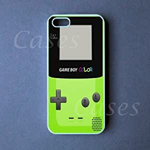 LJF phone case Iphone 5c Case - Gameboy Color Iphone 5c Cover