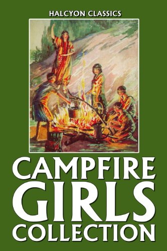 The Campfire Girls Collection: 26 Stories