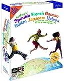 KidSpeak Spanish French German Italian Japanese Hebrew (6 in 1)(For Windows Only)