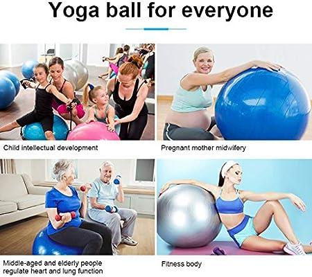 LB Pelota De Yoga para Entrenamiento Pelota para Gimnasia Pilates ...