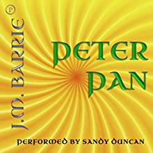 Peter Pan Audiobook by J. M. Barrie Narrated by Sandy Duncan