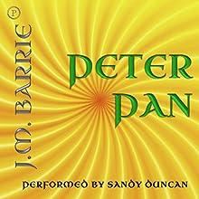 Peter Pan | Livre audio Auteur(s) : J. M. Barrie Narrateur(s) : Sandy Duncan
