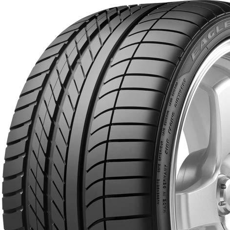 Goodyear EAGLE F1 ASYMMETRIC AT SUV-4X4 All-Season Radial Tire - 255/55-20 110W (Goodyear Eagle F1 Tire)