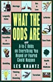 What the Odds Are, Les Krantz, 0062730606