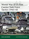 World War II US Fast Carrier Task Force Tactics