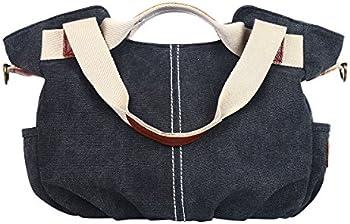 Eshow Women's Canvas Shoulder Crossbody Bag