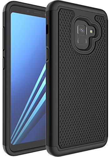 Galaxy A8 2018 Case, Ouba [Shockproof] Heavy Duty...