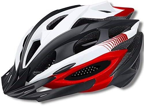 Mountain Bike Helmet Adult Adjustable Road Cycling Bicycle Helmet Ultralight