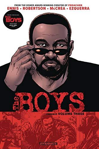 The Boys Omnibus Vol. 3