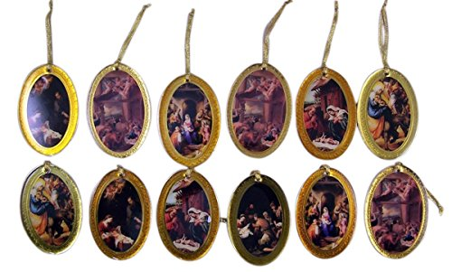 Holy Family Christmas Ornament - 4