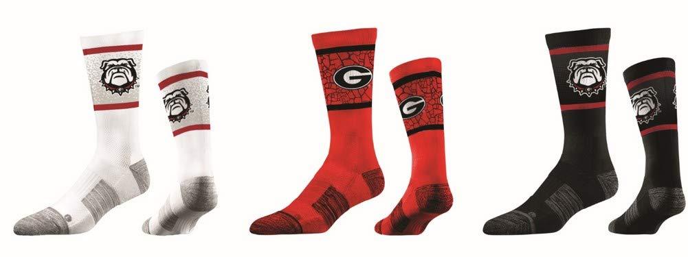 Georgia Bulldogs Red