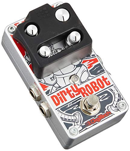- DigiTech Dirty Robot Stereo Mini-Synth Pedal