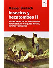 Insectos y hecatombes II (DIVULGACIÓN)
