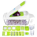 Vegetable Chopper Pro Onion Chopper - Mandoline Slicer Dicer...