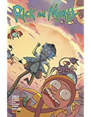 Rick and Morty Volume 3