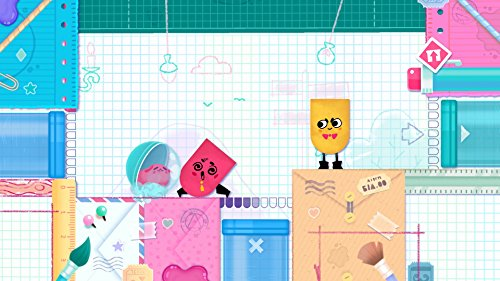 عرض Snipperclips Plus: Cut it out, Together! - Nintendo Switch