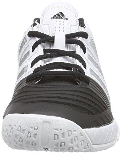adidas W Adipower Stabil - zapatillas de balonmano de material sintético  mujer blanco - Weiß ...