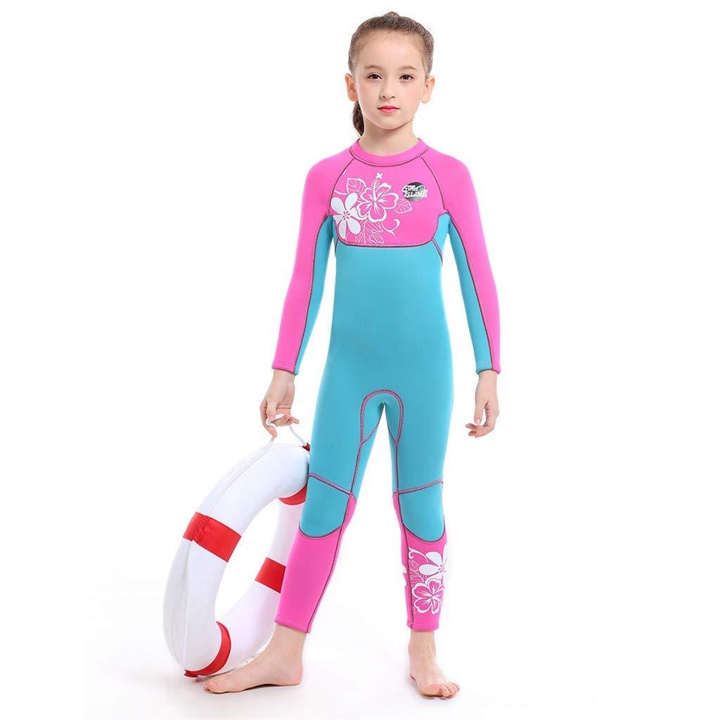 Cebbay Kids Surfing Traje de Neopreno Ropa Impermeable de ...