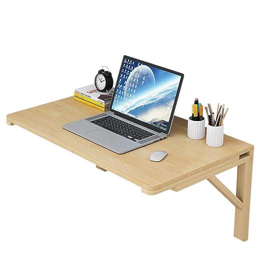 Escritorio portátil con soporte portátil Sólido Mesa Plegable Mesa ...