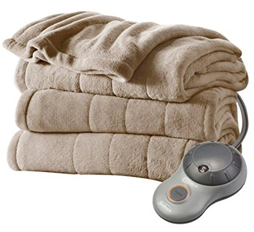 heated blanket imperial plush - 6