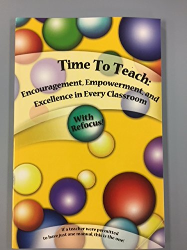 Time To Teach: The Source for Classroom Management ebook