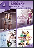 Marilyn Monroe (Gentlemen Prefer Blondes / How to Marry a Millionaire / Seven Year Itch / Some Like It Hot) (Bilingual)