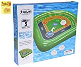 Extra Large Big Baseball Toss Swimming Pool Inflatable Game Toy Unique Fun Easter Basket Stuffer Summer Gift Idea for Adults Kids Teens Boys Girls with Silly Bands
