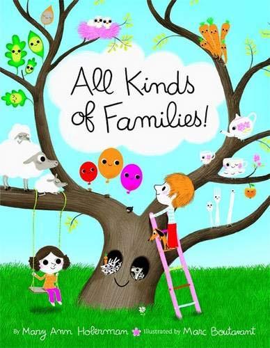 All Kinds of Families! pdf epub