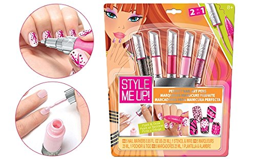 Style Me Up Perfect Nail
