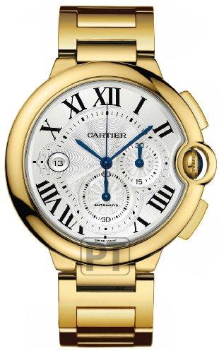 Cartier Ballon Bleu de Cartier Chronograph Mens Watch W6920008