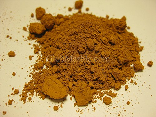 (GlobMarble Concrete Color Oxide Pigment 5844. West.Gold)