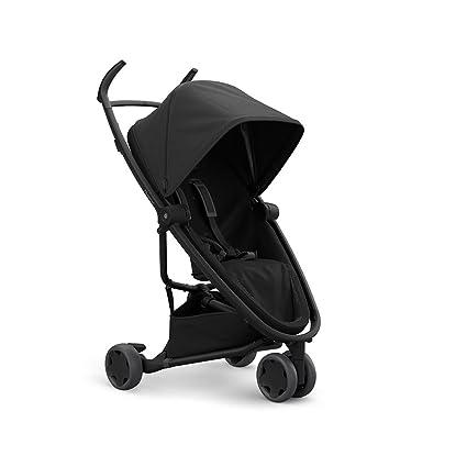 Quinny Zapp Flex - Silla de paseo, color black on black