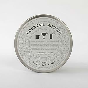 W&P Design Cocktail Rimmer