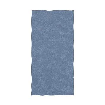 Amazon Com Qiaosheng Solid Color Bath Towels Oversized 64x32 Soft