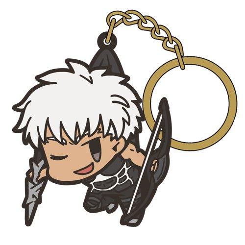 Fate / Grand Order Archer / Emiya pinched Keychain ()