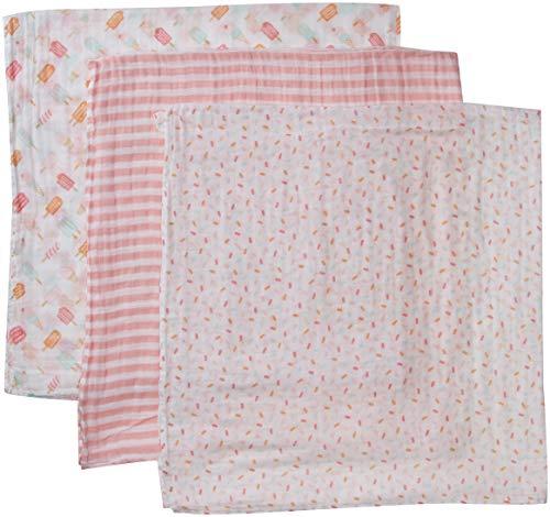 Hudson Baby Muslin Swaddle Blankets Foxes Buy Online In