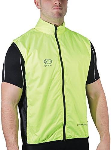 OPTIMUM Nitebrite - Chaleco de Ciclismo para Hombre: Amazon.es ...