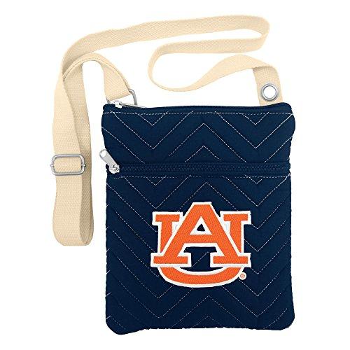 Auburn Purse - NCAA Auburn Tigers Chev-Stitch Cross Body
