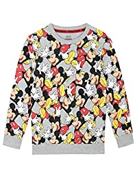 Disney Boys' Mickey Mouse Sweatshirt