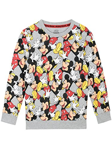 Disney Boys' Mickey Mouse Sweatshirt Size 3T (Disney Sweatshirt Mickey)