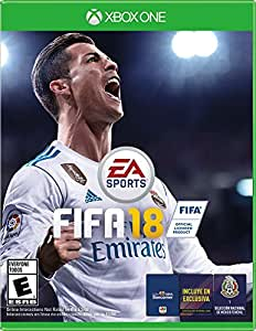 FIFA 18 - Xbox One - Standard Edition