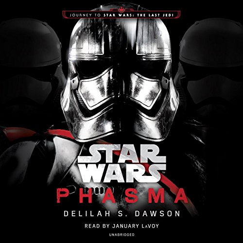 Phasma: Star Wars: Star Wars, The Last Jedi Audiobook [Free Download by Trial] thumbnail
