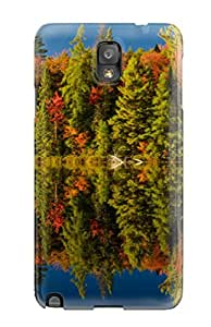 Case Cover Skin For Galaxy Note 3 (reflection)