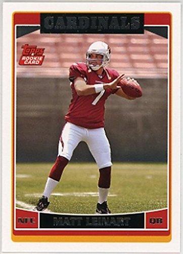 2006 Topps #354 Matt Leinart NM-MT RC Rookie Cardinals