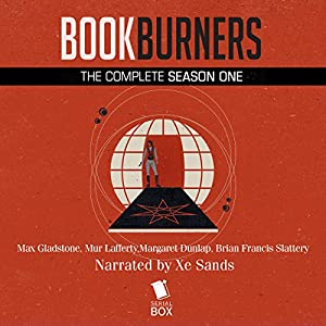 Bookburners Season One (16 Book Series) Audiobook